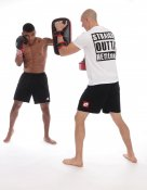 Cristian Rodriguez & Louis Fight Gear