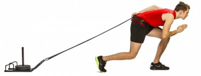 Gymstick power sled