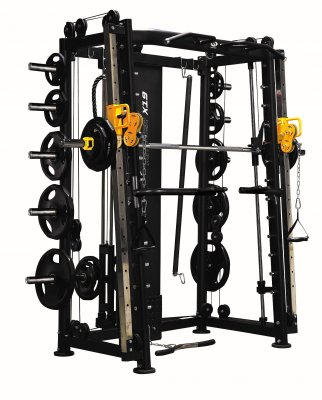 Smith / Functional Trainer X15 68-803000