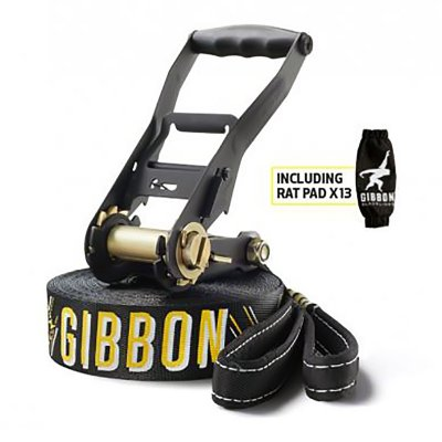 GIBBON SLACKLINES JIB LINE X13 + ratchet padding