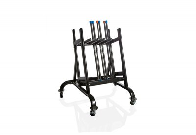Rack for Aerobic Bars