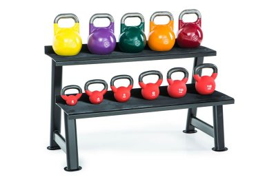 Rack for Kettlebells