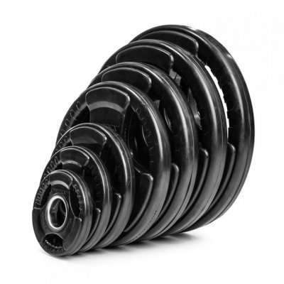 RUBBER WEIGHT PLATES GYMSTICK